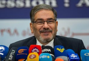 World doesn't tolerate bullying: Shamkhani to US
